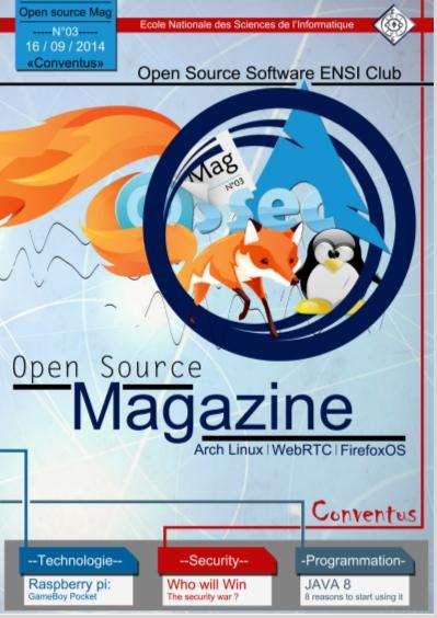 Open Source Magazine (April 2014) [IN]