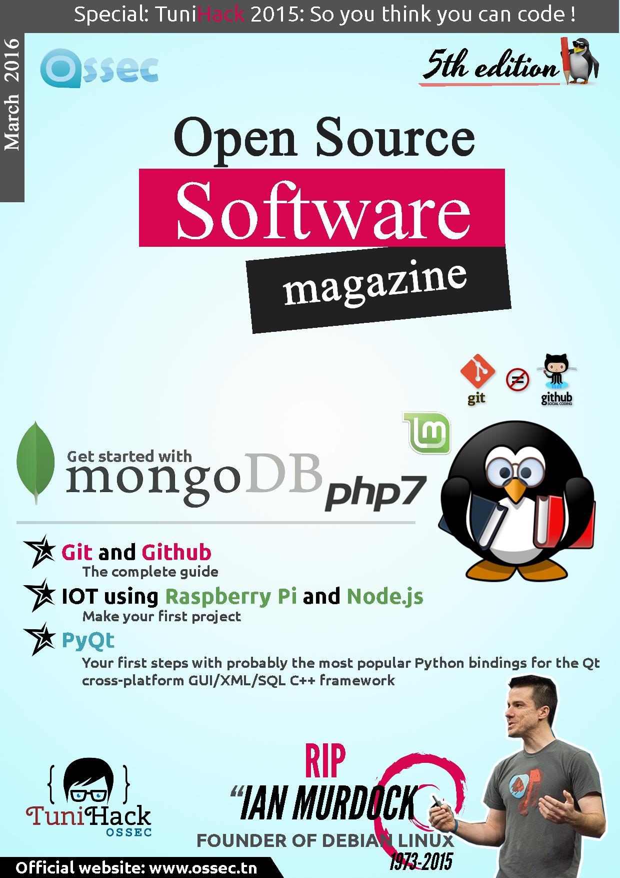 OSSEC Magazine